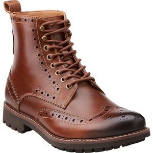 Clark's Formal Montacute Men's Boots Size 12